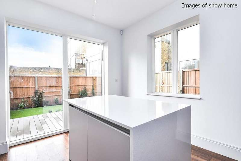 4 Bedrooms Town House for sale in Webb House, Fortis Green Avenue, Muswell Hill