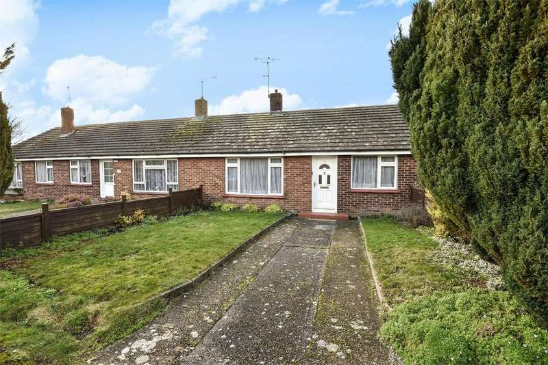 2 Bedrooms Terraced Bungalow for sale in Alresford, Hampshire