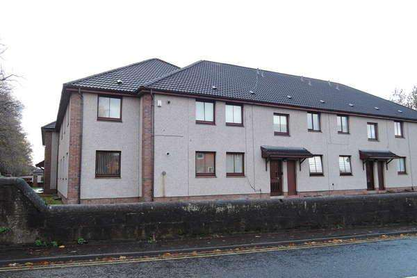 3 Bedrooms Flat for sale in Flat 5, Poynter Court, 23 Old Glasgow Road, Uddingston, Glasgow, G71 7HQ