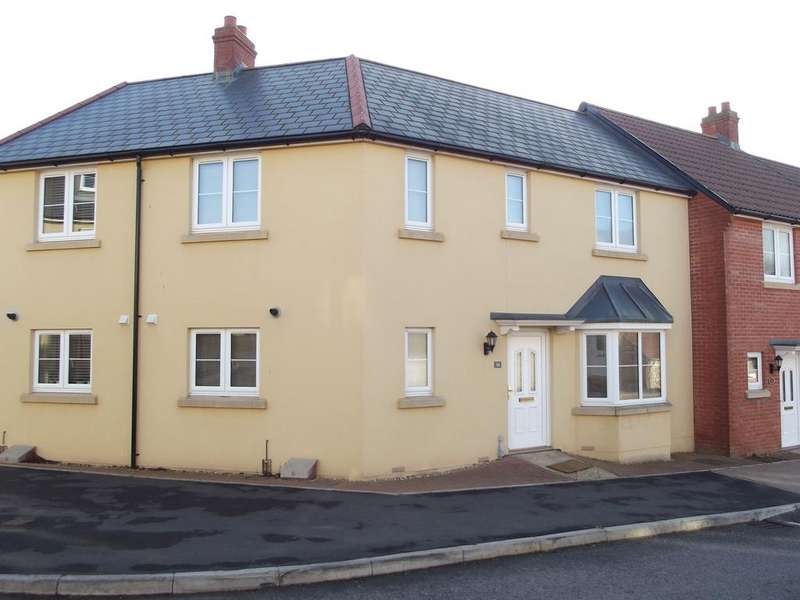 3 Bedrooms Terraced House for rent in 38 Dukes Way, Axminster, Devon