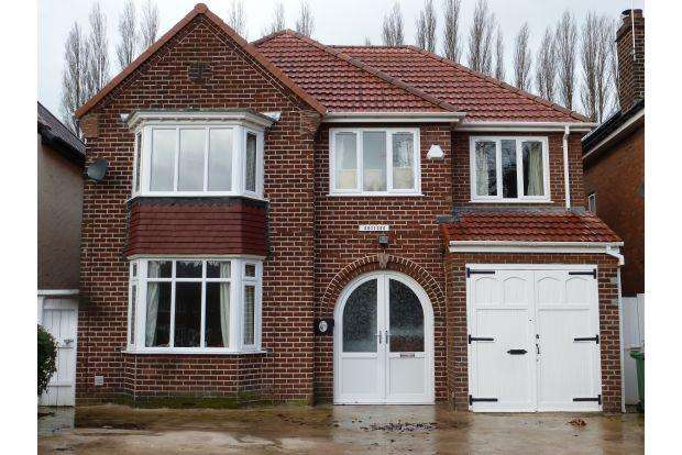 5 Bedrooms House for sale in BROADWAY NORTH, WALSALL