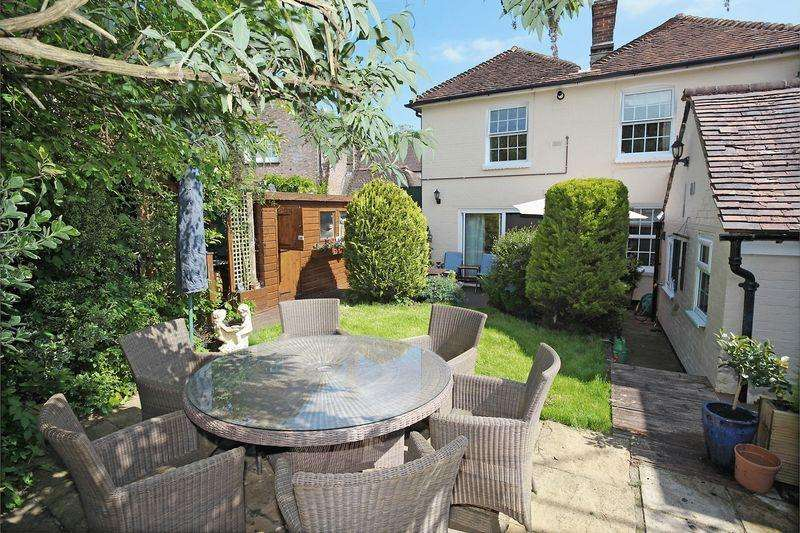 4 Bedrooms Semi Detached House for sale in High Street, Maresfield, East Sussex
