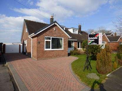 4 Bedrooms Semi Detached House for sale in Hawthorn Crescent, Lea, Preston, Lancashire, PR2