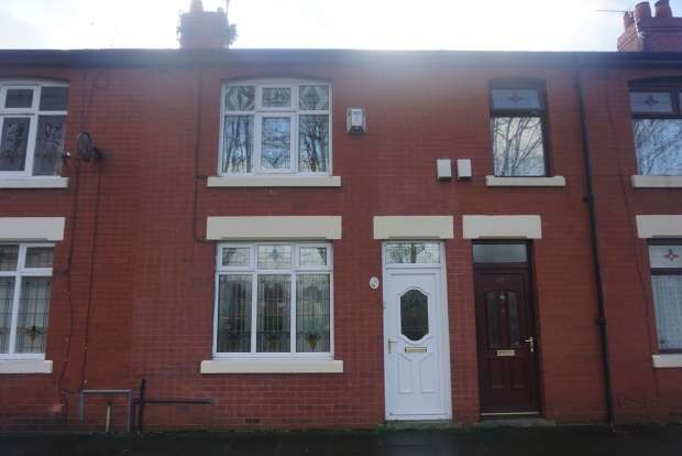 2 Bedrooms Terraced House for sale in Harling Road, Preston, Lancashire, PR1 5YR