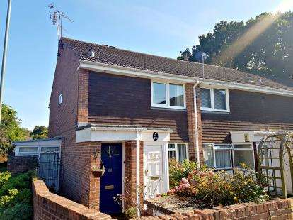 1 Bedroom Maisonette Flat for sale in Dibden, Southampton, Hampshire
