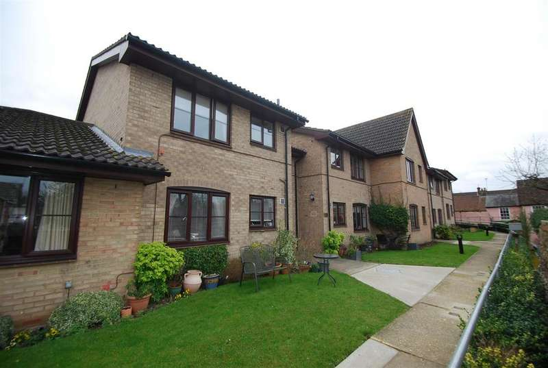 1 Bedroom Flat for sale in Flat 15, 118 Eastgate Street, Bury St. Edmunds