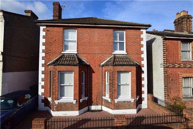 4 Bedrooms Detached House for sale in Albion Road, TUNBRIDGE WELLS, Kent, TN1 2PB