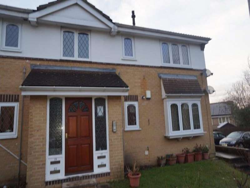 2 Bedrooms Apartment Flat for sale in Tannerbrook Close, Clayton