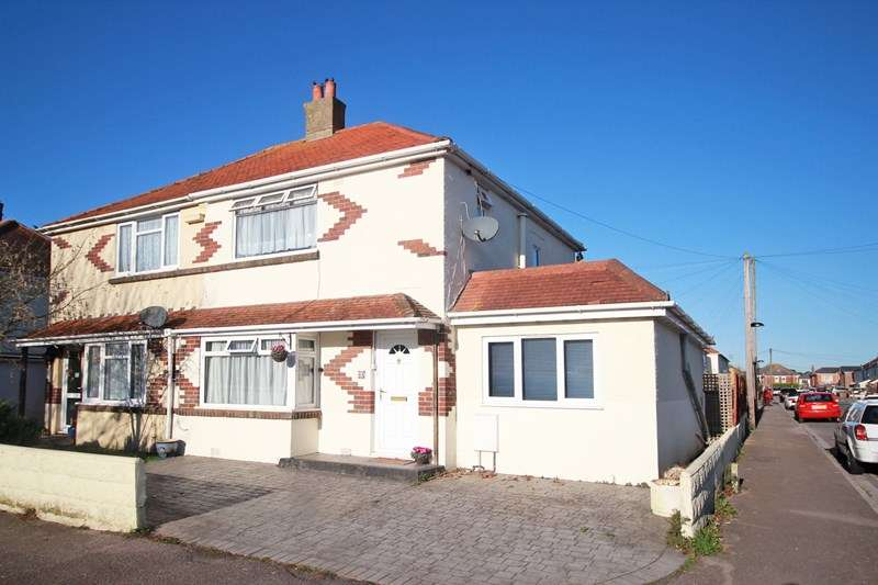 3 Bedrooms Semi Detached House for sale in Portfield Road, Christchurch
