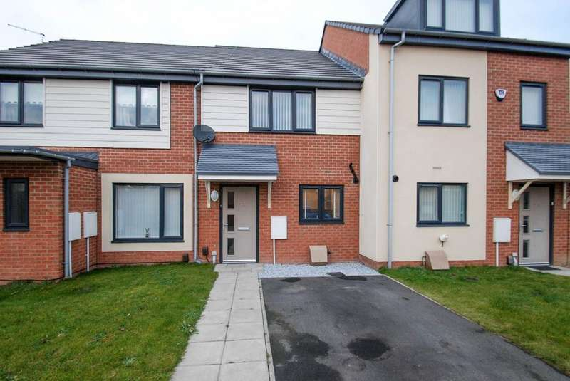 2 Bedrooms House for sale in Harvey Close, South Shields