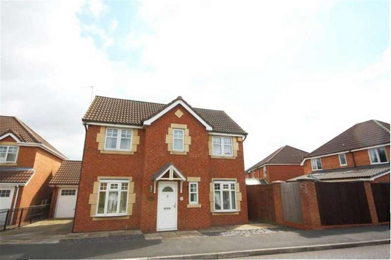3 Bedrooms Detached House for sale in The Croft, Sutton, St Helens, WA9