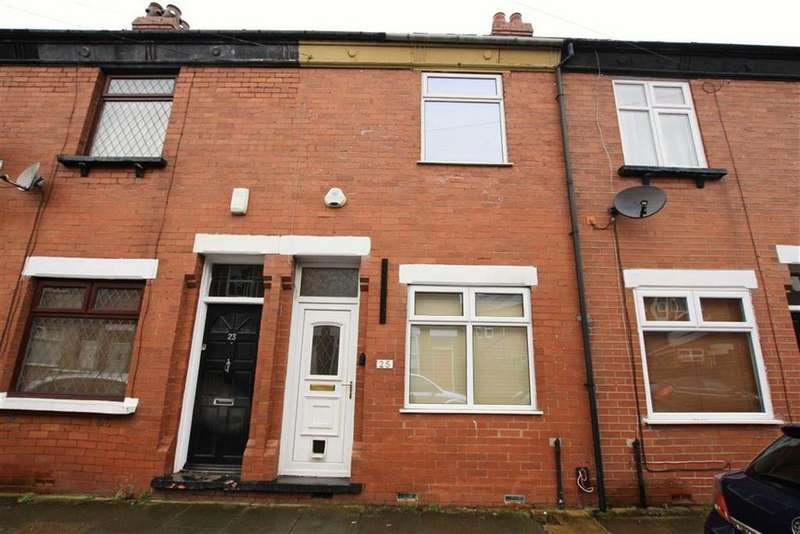 2 Bedrooms Terraced House for sale in Sycamore Street, Sale