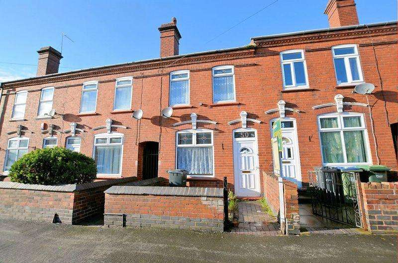 3 Bedrooms Terraced House for sale in Westbourne Road, West Bromwich