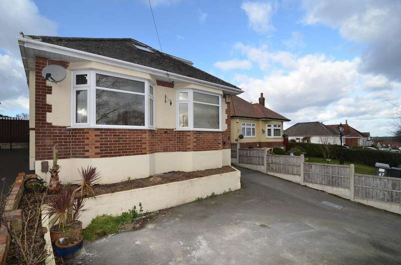 4 Bedrooms Detached Bungalow for sale in Brierley Road, Bournemouth