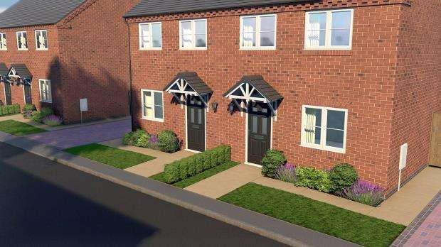 2 Bedrooms House for sale in The Bolton, Orchid Meadows, Minsterley