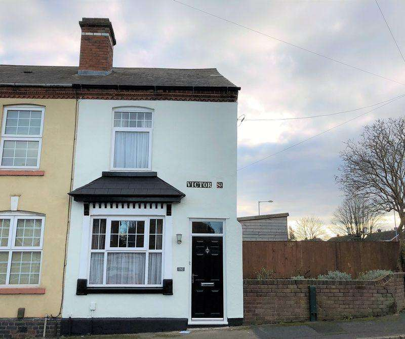 2 Bedrooms Terraced House for sale in Victor Street, Pelsall, Walsall
