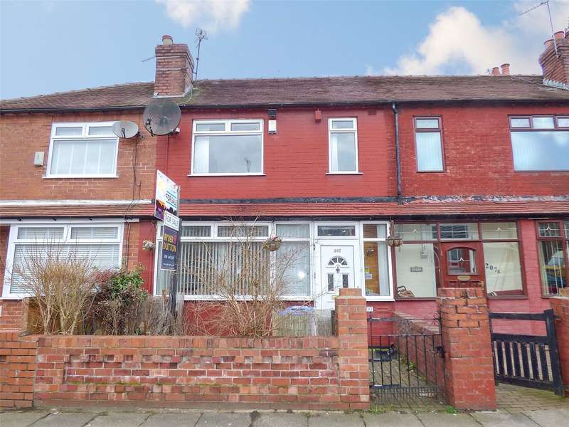 3 Bedrooms Terraced House for sale in Oldham Road, Middleton, Manchester, M24