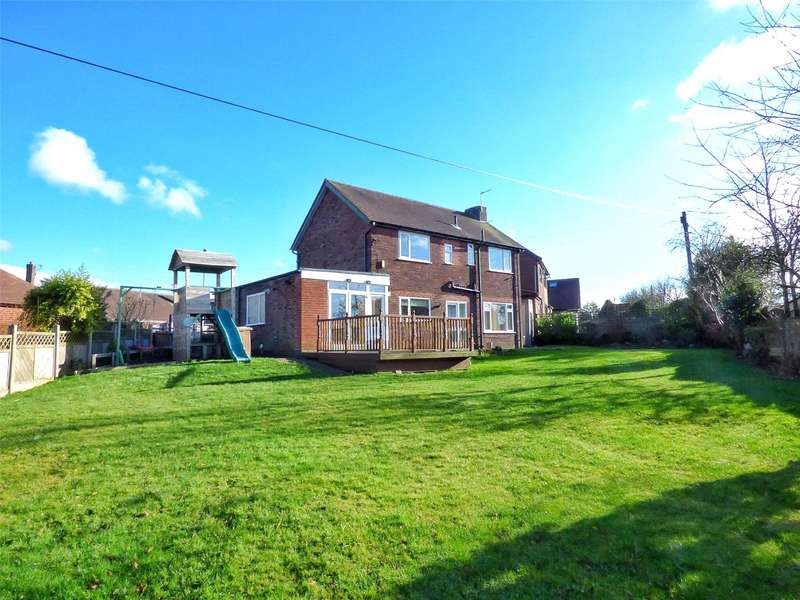 4 Bedrooms Detached House for sale in Ferndale Avenue, Rochdale, Greater Manchester, OL16