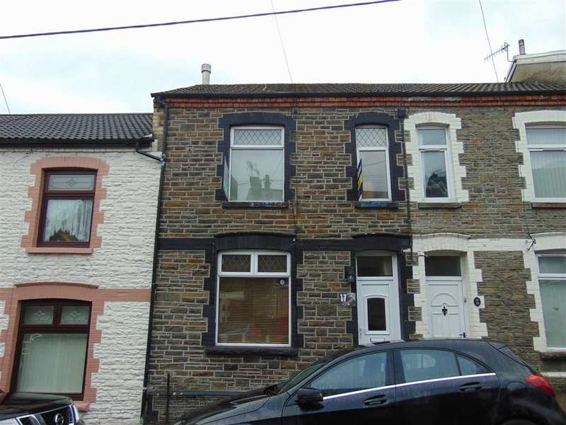 3 Bedrooms Terraced House for sale in Augustus Street, Pontypridd, Rhondda Cynon Taff