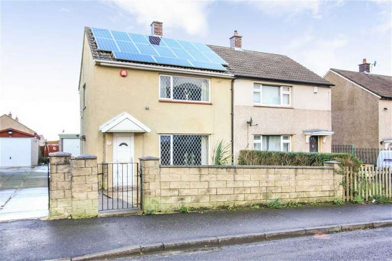 2 Bedrooms Semi Detached House for sale in Sandene Avenue, Crosland Moor, Huddersfield