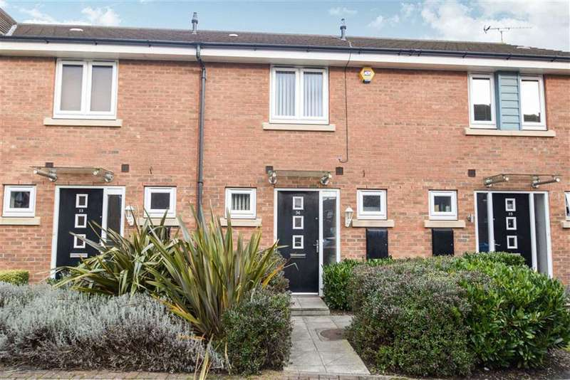 2 Bedrooms Terraced House for sale in Sandwell Park, Hull