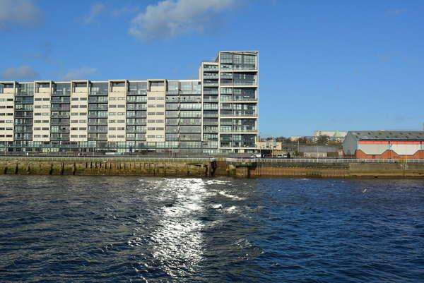 1 Bedroom Flat for sale in 4/1, 100 Lancefield Quay, Glasgow, G3 8HF
