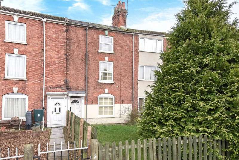 4 Bedrooms Terraced House for sale in Windsor Bank, Boston, PE21