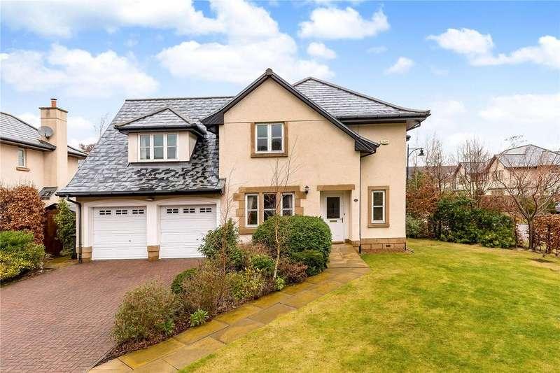 5 Bedrooms Detached House for sale in 11 Littlejohn Wynd, Greenbank Village, Edinburgh, EH10