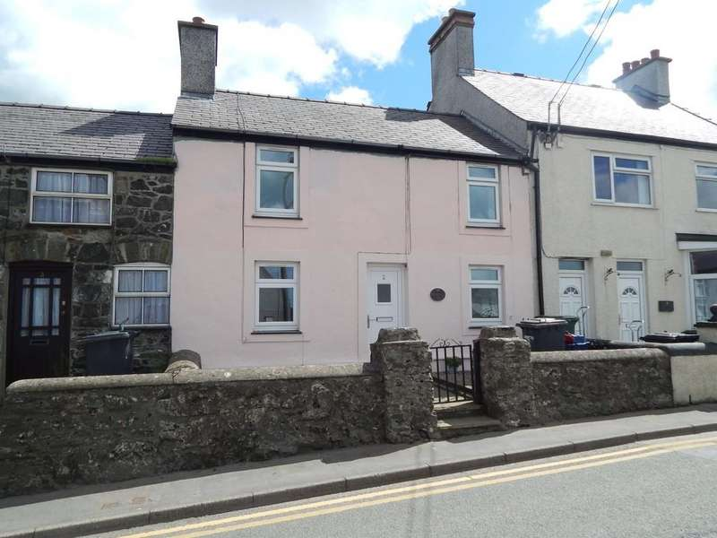 2 Bedrooms Terraced House for rent in Llanerchymedd