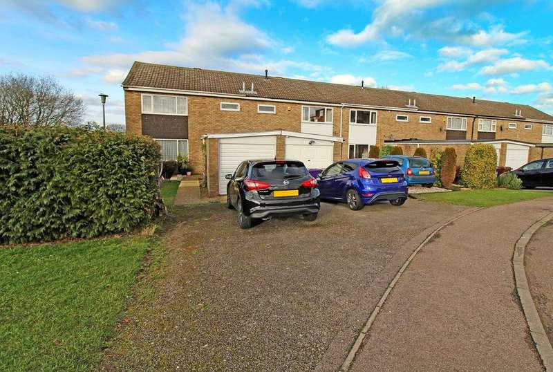 3 Bedrooms Terraced House for sale in Kyrkeby, Letchworth Garden City, SG6