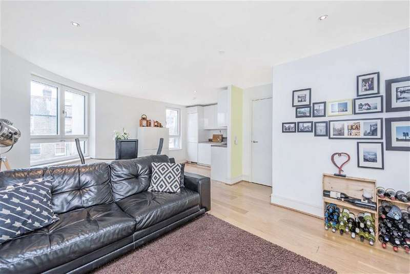 1 Bedroom Flat for sale in 8 Clement Avenue, LONDON