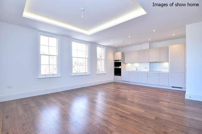2 Bedrooms Flat for sale in Peel Mansions, Fortis Green, Muswell Hill