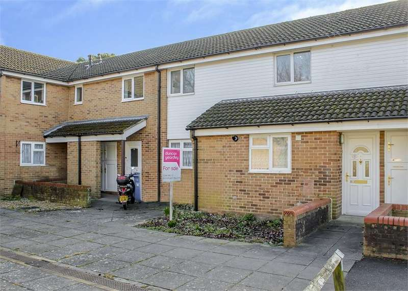 1 Bedroom Maisonette Flat for sale in Leaves Green, Crown Wood, Bracknell, Berkshire