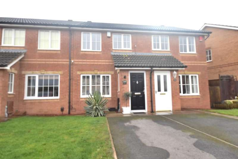 2 Bedrooms Terraced House for sale in Cranbourne Drive, Redcr TS10