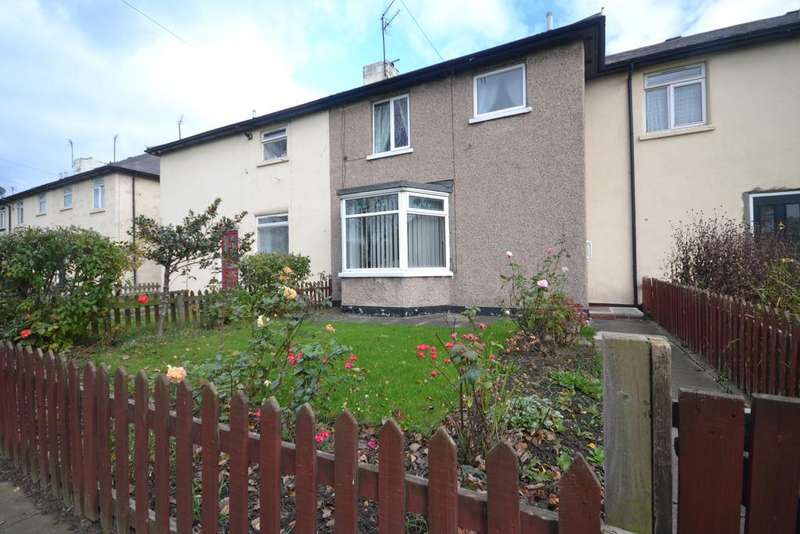 2 Bedrooms Terraced House for sale in The Fleet, Redcar TS10