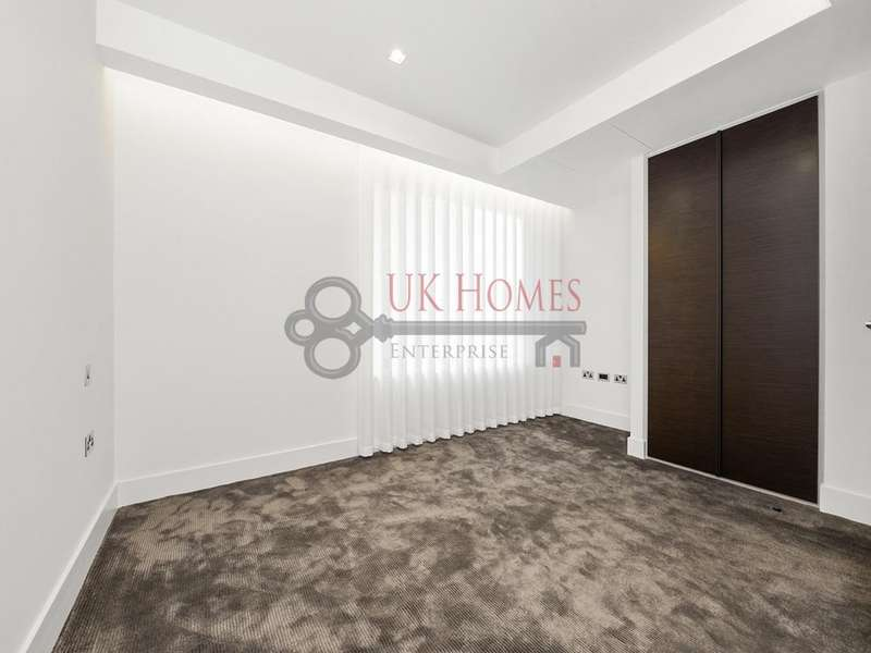 3 Bedrooms Apartment Flat for sale in The Corniche, Albert Embankment