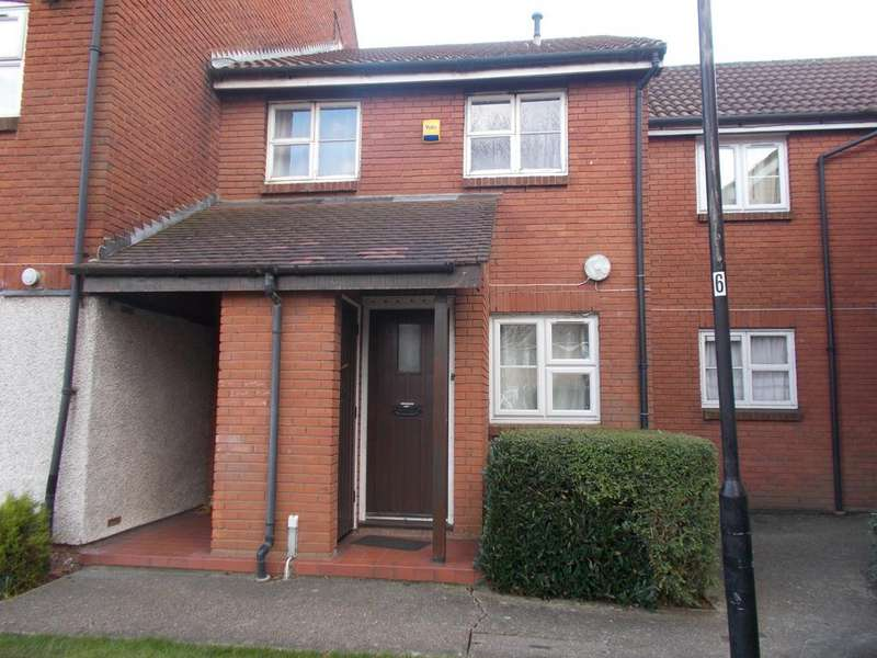 1 Bedroom Ground Flat for sale in Barry Road, Beckton, London E6