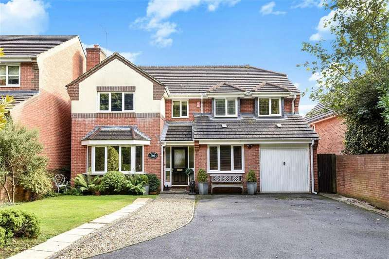 5 Bedrooms Detached House for sale in Wood End Way, Chandler's Ford, Hampshire