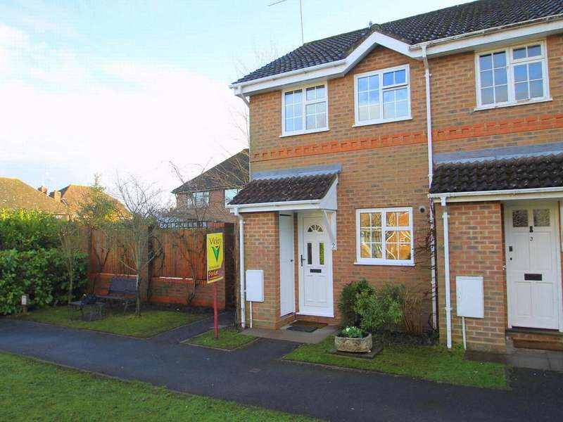 2 Bedrooms End Of Terrace House for rent in Miles Place, Lightwater, Surrey