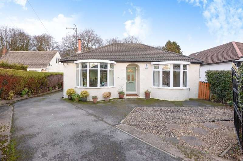 2 Bedrooms Bungalow for sale in BRANKSOME DRIVE, SHIPLEY, BD18 4BE