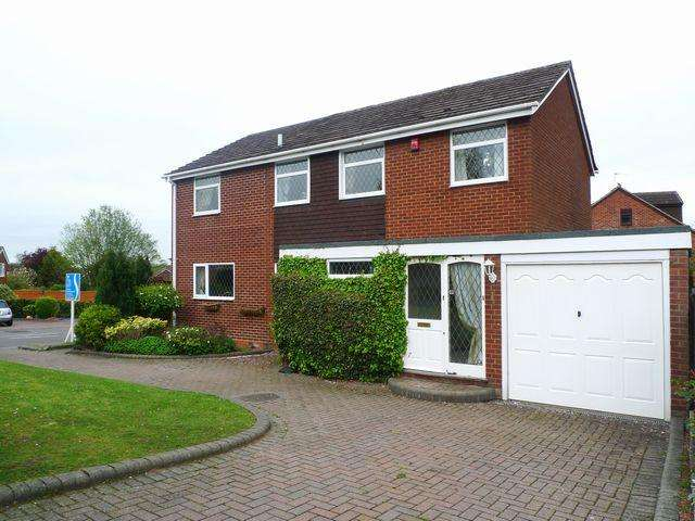 4 Bedrooms Detached House for rent in Snowshill Drive, Cheswick Green, Shirley, Solihull, B90