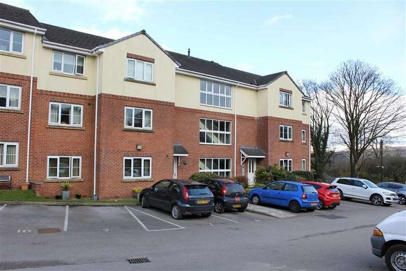 2 Bedrooms Flat for sale in Mellor View, Disley, Stockport, Cheshire