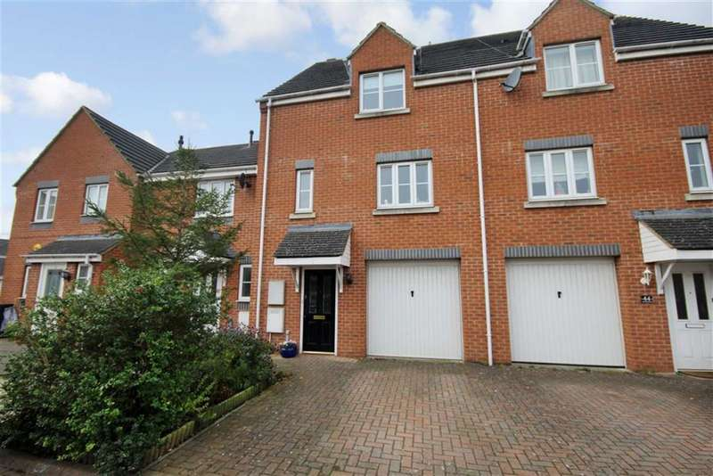 3 Bedrooms Terraced House for sale in Hatch Road, Stratton, Wiltshire