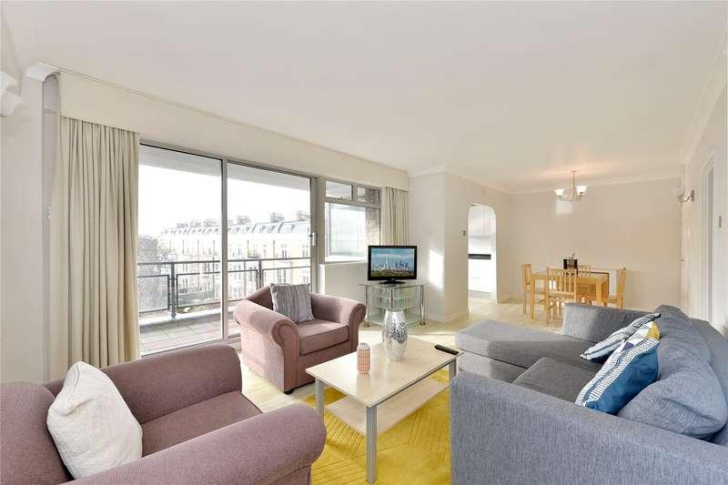 2 Bedrooms Flat for sale in Kensington Heights, 91-95 Campden Hill Road, Kensington, London, W8