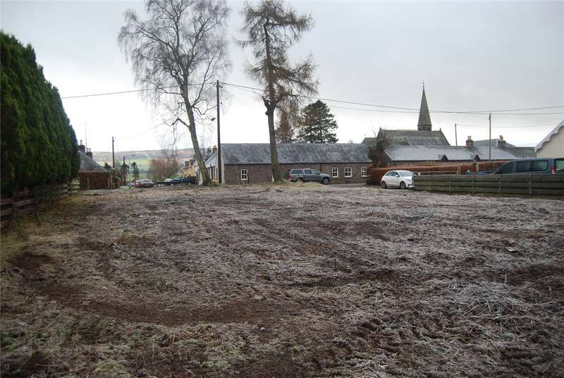Land Commercial for sale in Plot At Main Street Ardler, Main Street, Ardler, Blairgowrie, Perth and Kinross, PH12