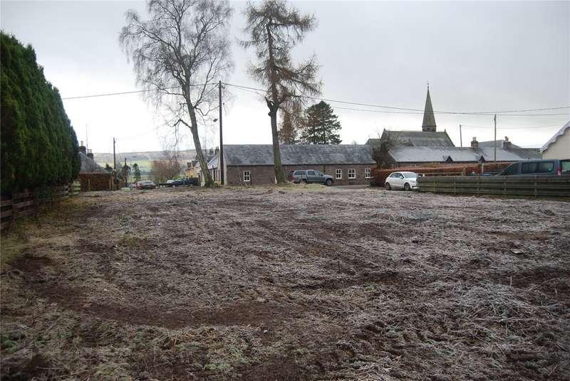 Land Commercial for sale in Plot At Main Street Ardler, Main Street, Ardler, Blairgowrie, Perth and Kinross, PH12