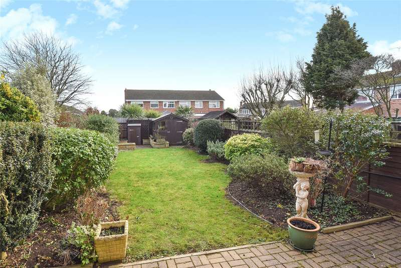 3 Bedrooms Terraced House for sale in Paget Drive, Maidenhead, Berkshire, SL6