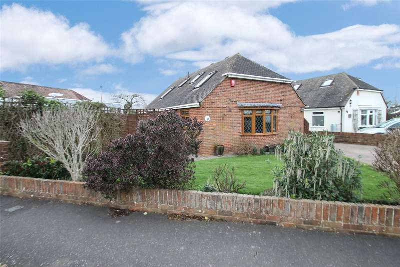 2 Bedrooms Detached Bungalow for sale in Normandy Lane, East Preston, West Sussex, BN16