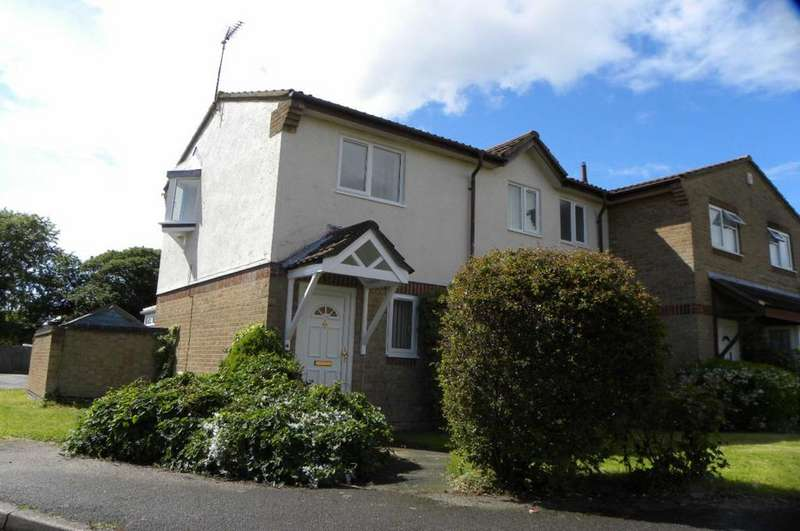 3 Bedrooms Semi Detached House for rent in Hammersmith Close, Dunstable