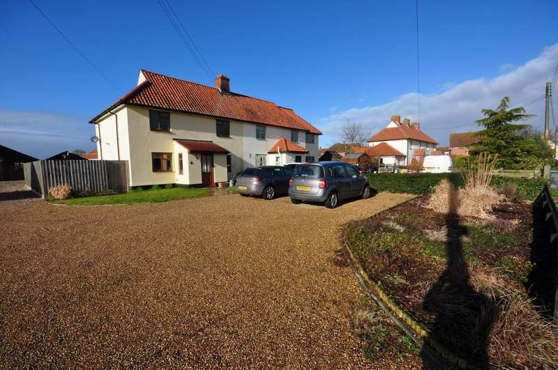 4 Bedrooms Semi Detached House for sale in Westhall, Stradbroke